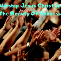 Know Christ Worship Him